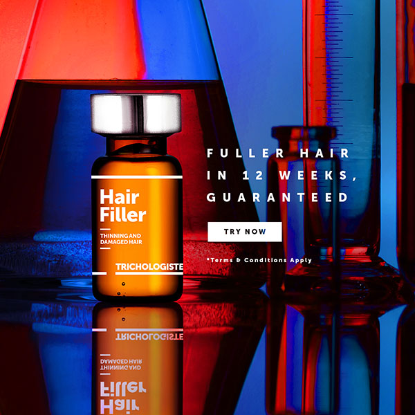 Fuller Hair in 12 Weeks, Guaranteed!