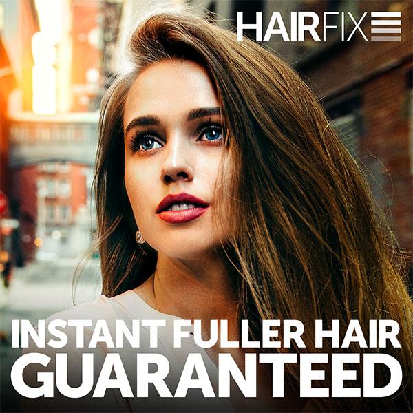Instant Fuller Hair Guaranteed