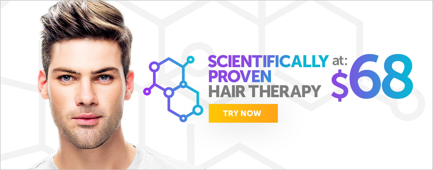 Scientifically Proven Hair Therapy