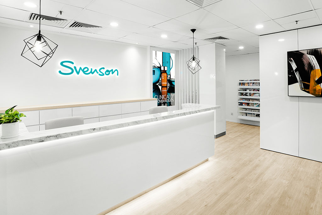 Svenson Hair: Achieving Business Excellence for Service