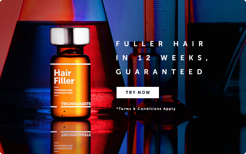 Fuller Hair in 12 Weeks, Guaranteed