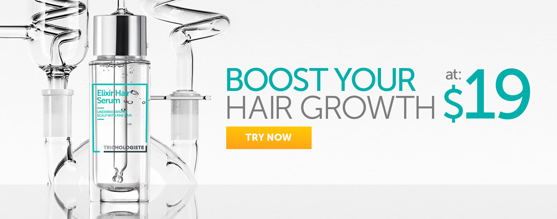 Boost your Hair Growth at $19