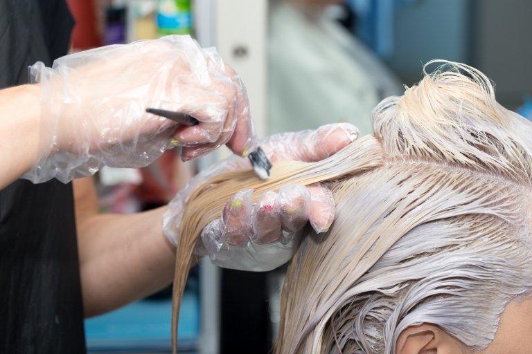 Hair Bleaching